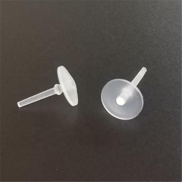 FDA固态热压成型伞式硅胶阀
