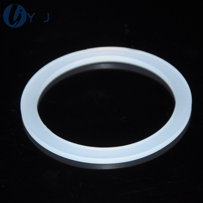 Eco-friendly Food Grade Highly Transparent Injection Molding Coffee Machine Silicone Rubber Seal_副本