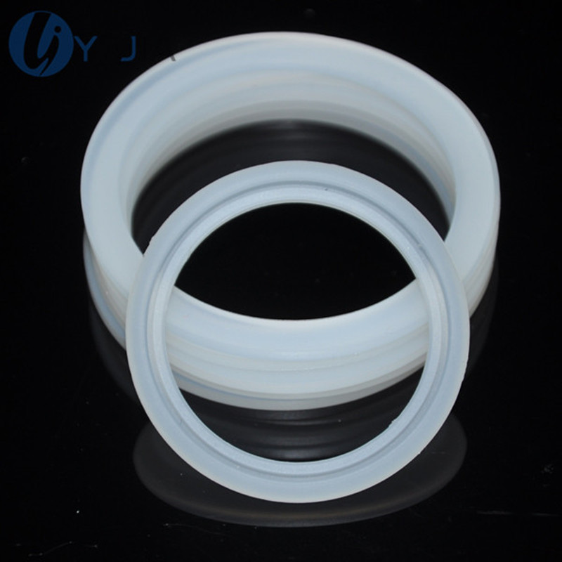 China factory price custom made food grade highly transparent oem silicon rings for glass containers_副本