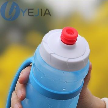 外观时尚便于携带防滴漏运动水瓶咬嘴硅胶阀