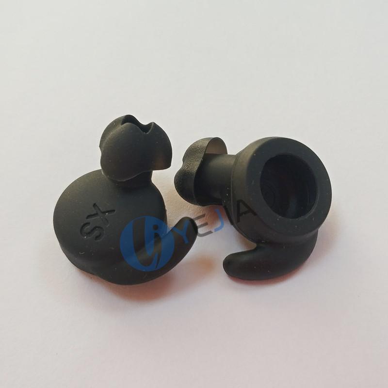 回弹性强硅胶耳塞