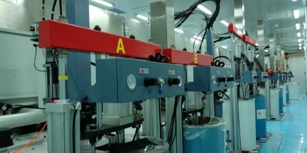 液态硅胶射出成型工艺