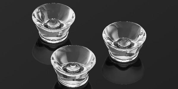 硅胶光学透镜