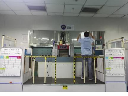 烨嘉光电硅胶产品生产工艺