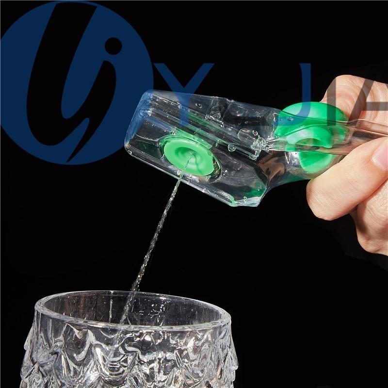 清洁刷单向挤出硅胶阀门,定量控制硅胶阀,欢迎定制
