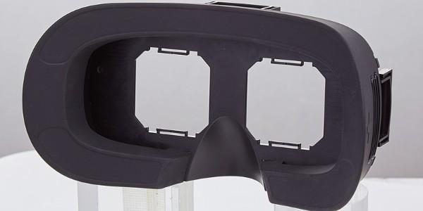 VR防尘面罩