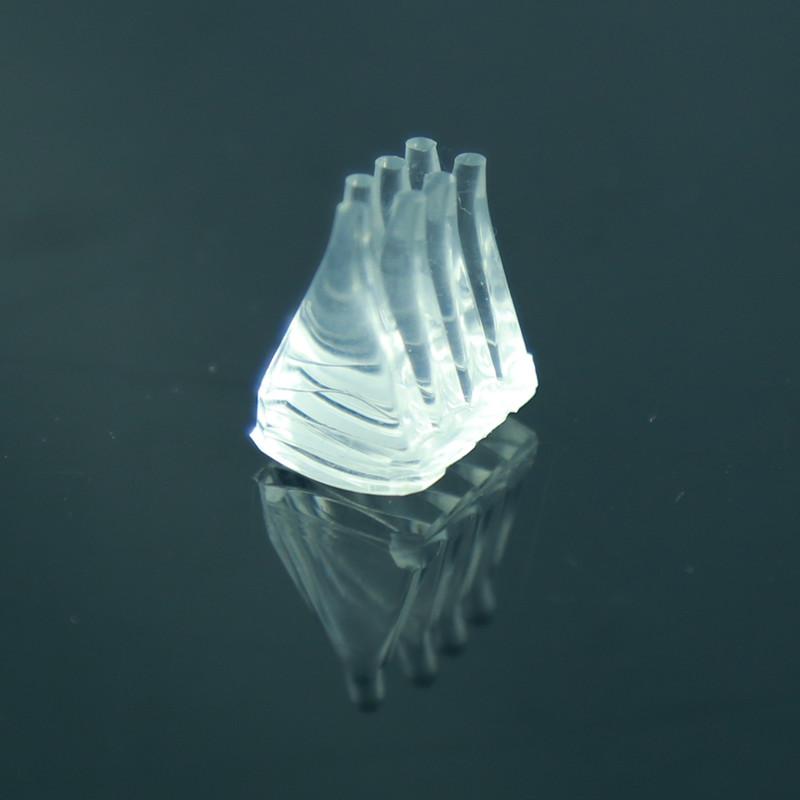液体光学硅胶透镜